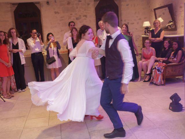 Le mariage de Pascal et Ombeline à Pontarmé, Oise 68