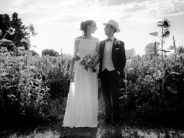 Le mariage de Lucie et Iban