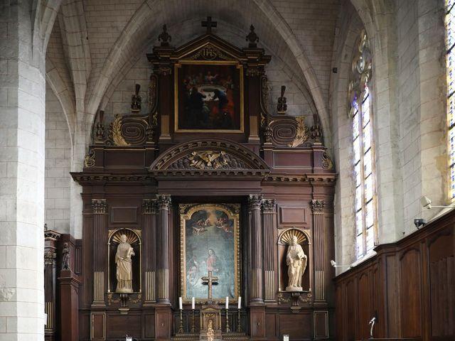 Le mariage de Yves et Elise à Ablis, Yvelines 7