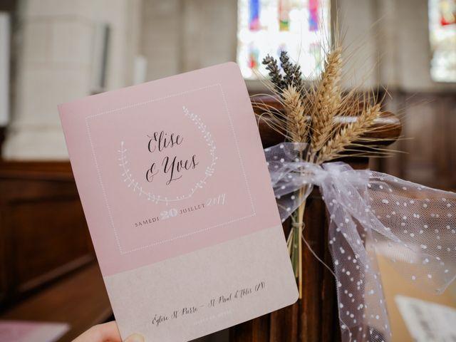 Le mariage de Yves et Elise à Ablis, Yvelines 10