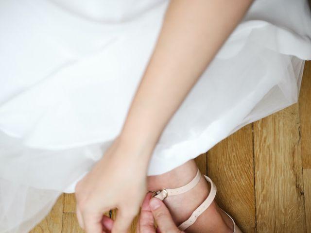 Le mariage de Yves et Elise à Ablis, Yvelines 27