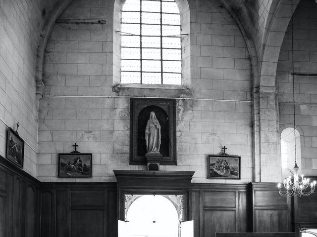 Le mariage de Yves et Elise à Ablis, Yvelines 34