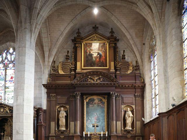 Le mariage de Yves et Elise à Ablis, Yvelines 36
