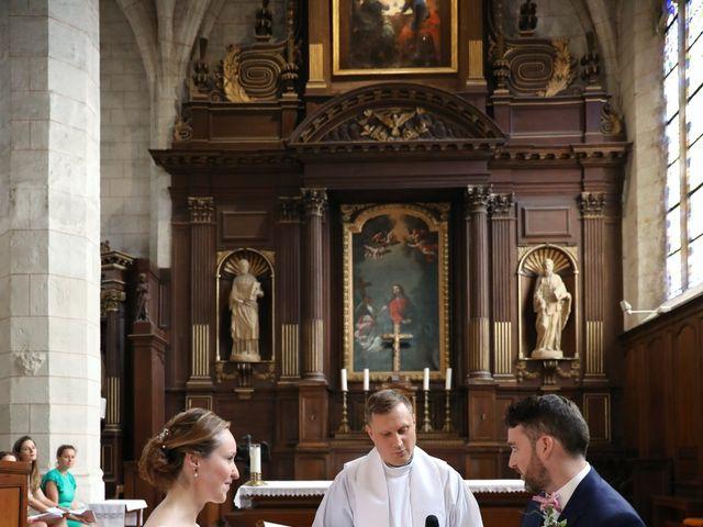 Le mariage de Yves et Elise à Ablis, Yvelines 39
