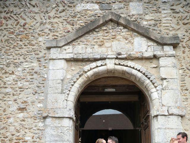 Le mariage de Yves et Elise à Ablis, Yvelines 40