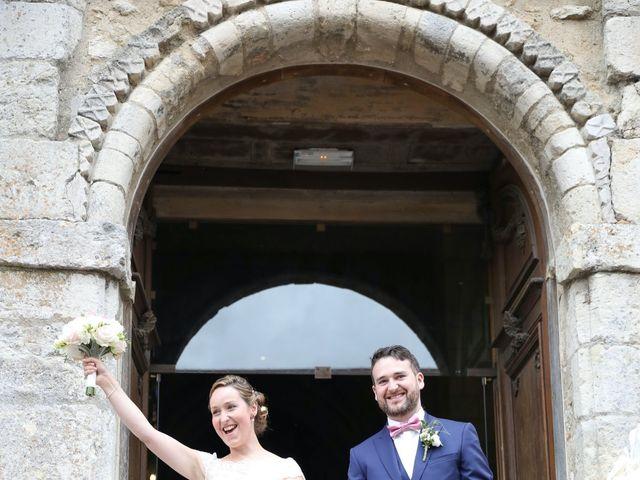 Le mariage de Yves et Elise à Ablis, Yvelines 41