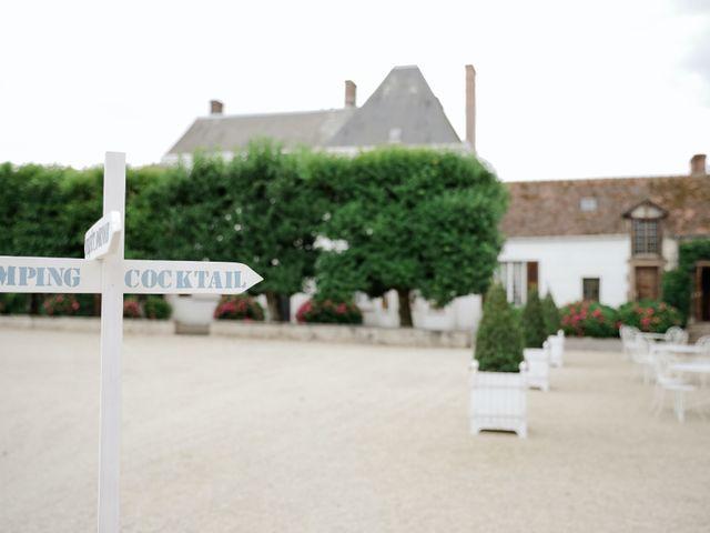 Le mariage de Yves et Elise à Ablis, Yvelines 42