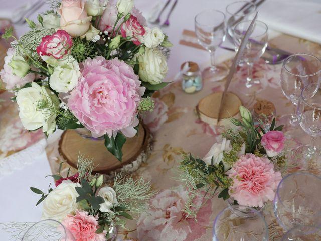 Le mariage de Yves et Elise à Ablis, Yvelines 52