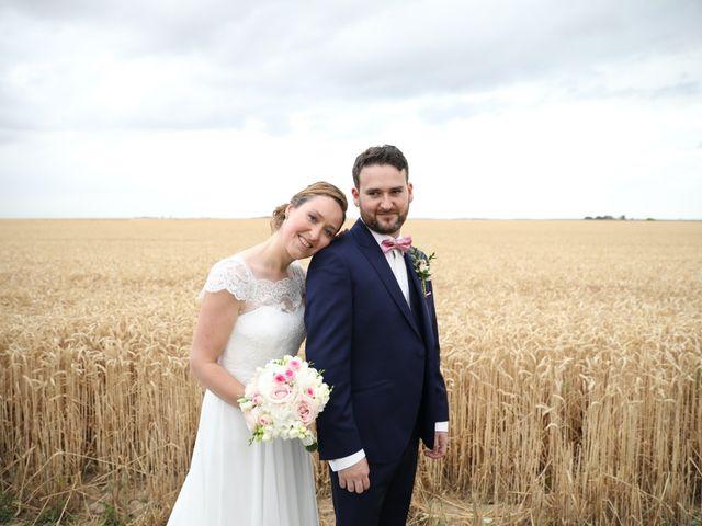 Le mariage de Elise et Yves