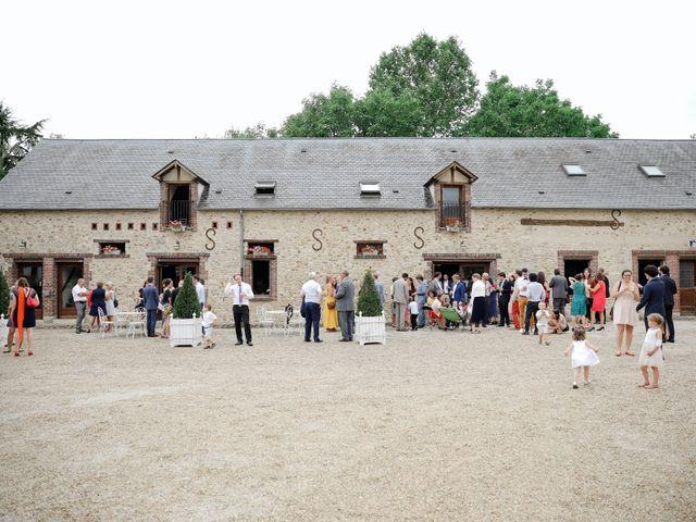 Le mariage de Yves et Elise à Ablis, Yvelines 60