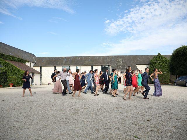 Le mariage de Yves et Elise à Ablis, Yvelines 61