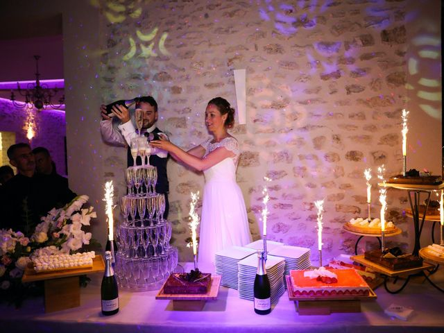 Le mariage de Yves et Elise à Ablis, Yvelines 68