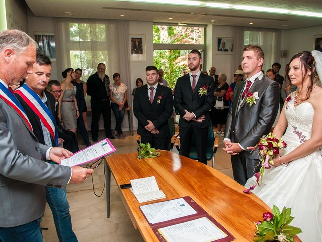 Le mariage de Jérémy et Stéphanie à Saint-Médard-en-Jalles, Gironde 18