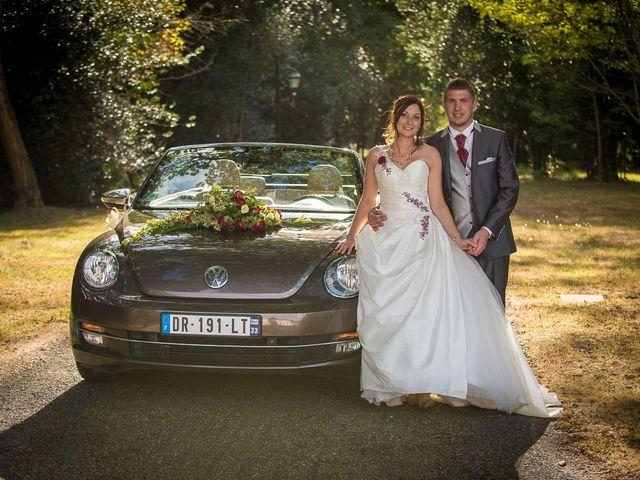 Le mariage de Jérémy et Stéphanie à Saint-Médard-en-Jalles, Gironde 27