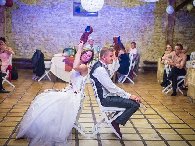 Le mariage de Jérémy et Stéphanie à Saint-Médard-en-Jalles, Gironde 31