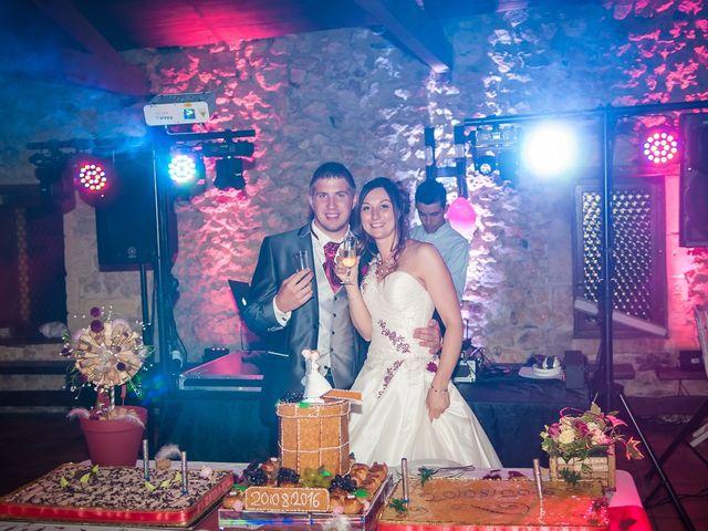 Le mariage de Jérémy et Stéphanie à Saint-Médard-en-Jalles, Gironde 33