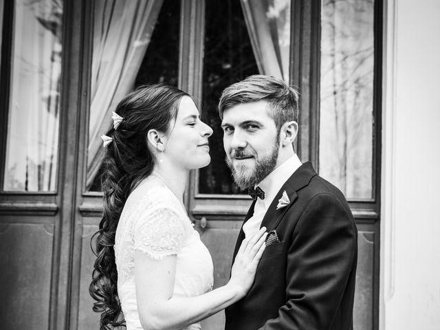 Le mariage de Helena et Justin à Rosny-sur-Seine, Yvelines 9
