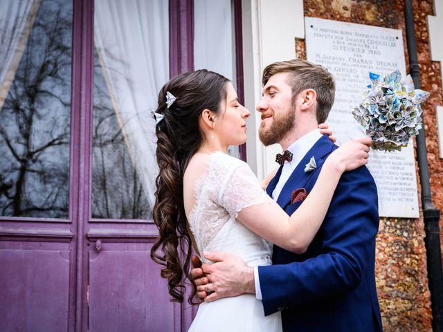 Le mariage de Helena et Justin à Rosny-sur-Seine, Yvelines 10