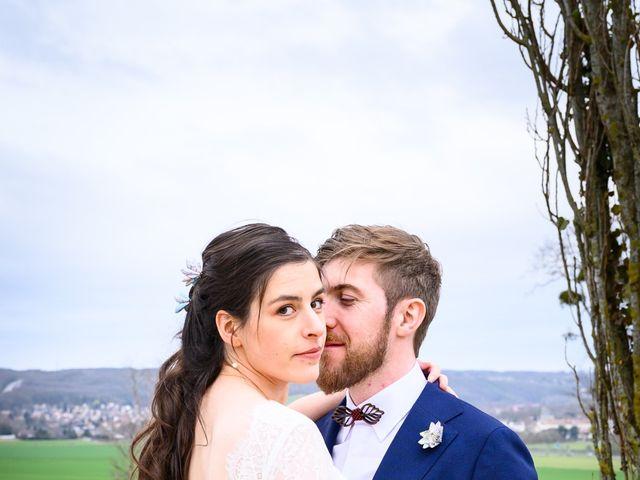 Le mariage de Helena et Justin à Rosny-sur-Seine, Yvelines 14