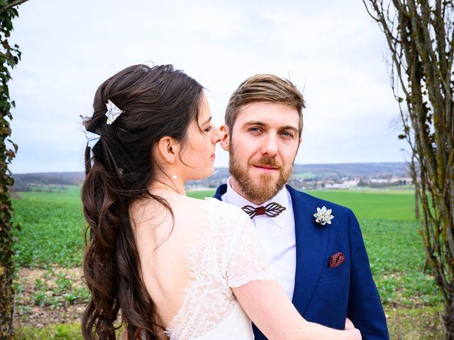 Le mariage de Helena et Justin à Rosny-sur-Seine, Yvelines 15