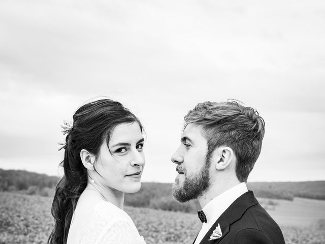 Le mariage de Helena et Justin à Rosny-sur-Seine, Yvelines 16