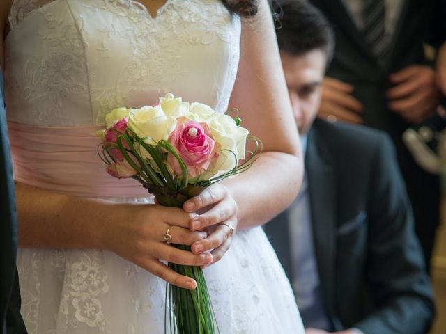 Le mariage de Guillaume et Sarah à La Chapelle-Heulin, Loire Atlantique 4