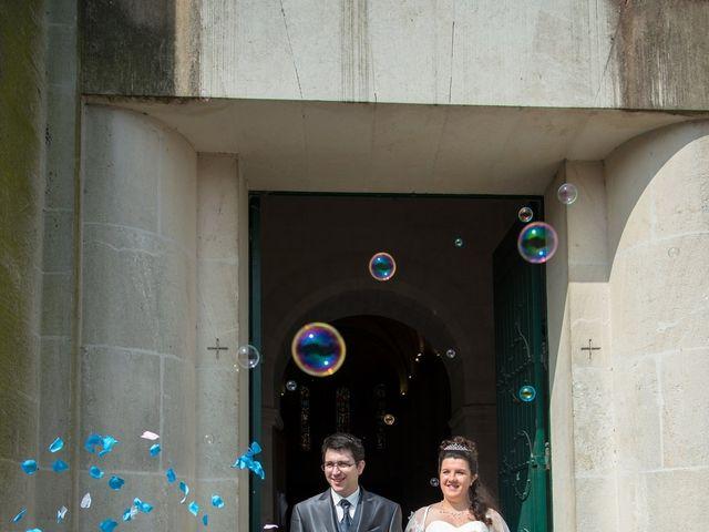 Le mariage de Guillaume et Sarah à La Chapelle-Heulin, Loire Atlantique 7
