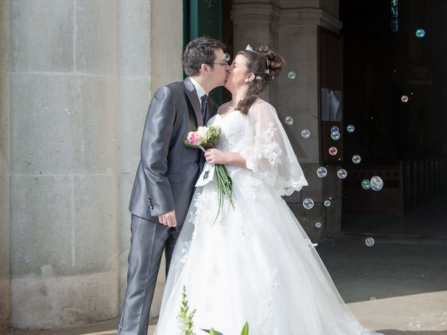 Le mariage de Guillaume et Sarah à La Chapelle-Heulin, Loire Atlantique 8