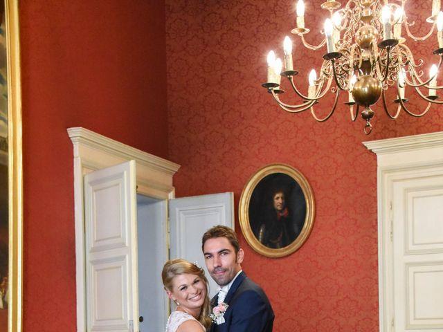 Le mariage de Julien et Jessie à Compiègne, Oise 8