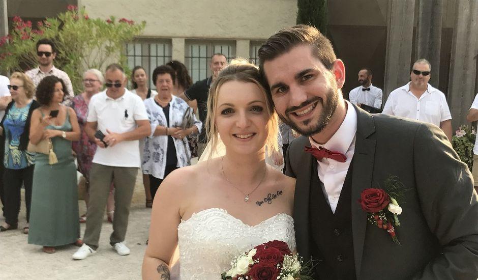 Le mariage de Nicolas et Marine à Velleron, Vaucluse
