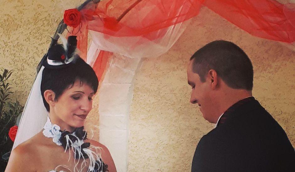 Le mariage de Jean-Christophe  et Jessica à Monteux, Vaucluse