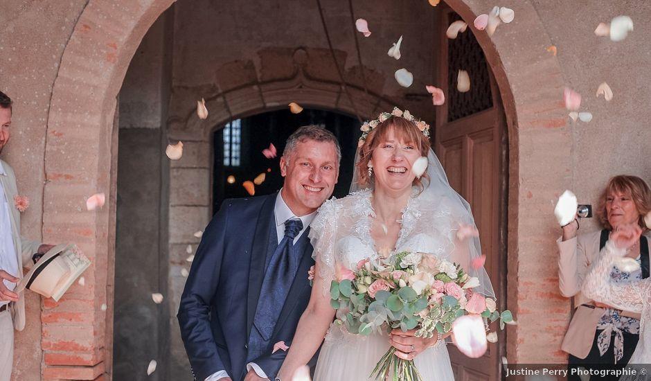 Le mariage de Jean-Jaques et Christelle à Saliès, Tarn