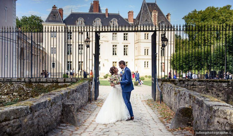 Le mariage de Jonathan et Manon à Cerny, Essonne