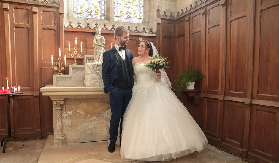Le mariage de Pascal et Ombeline à Pontarmé, Oise