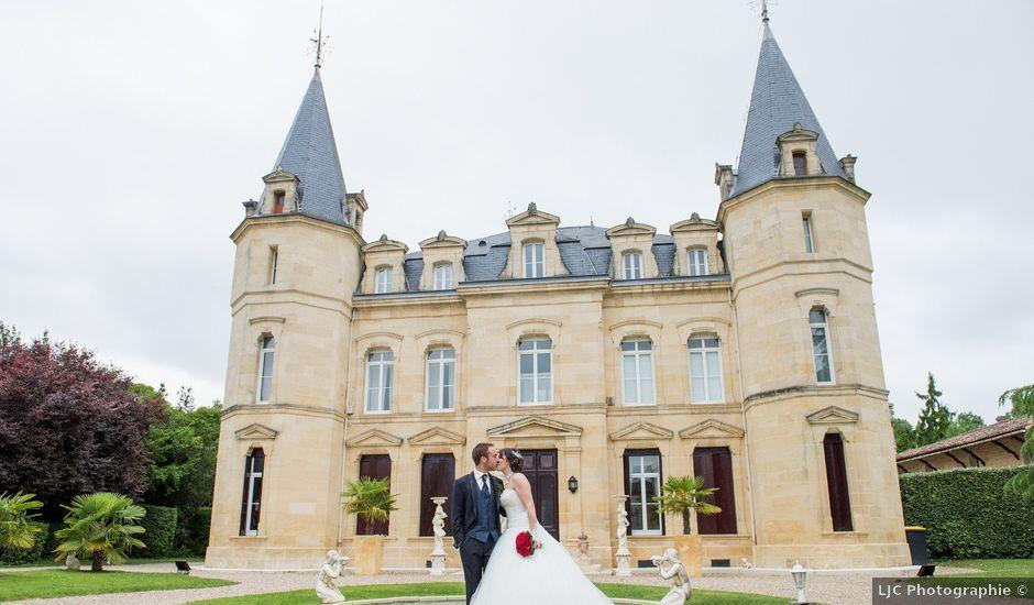 Le mariage de Loïc et Magali à Le Haillan, Gironde