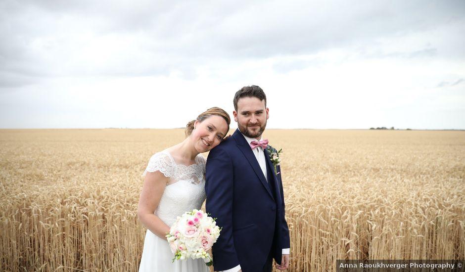 Le mariage de Yves et Elise à Ablis, Yvelines