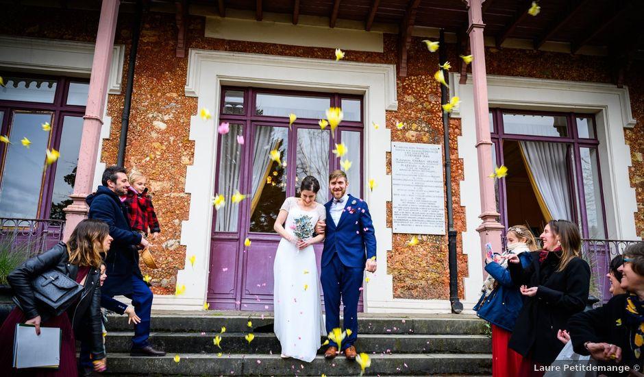 Le mariage de Helena et Justin à Rosny-sur-Seine, Yvelines