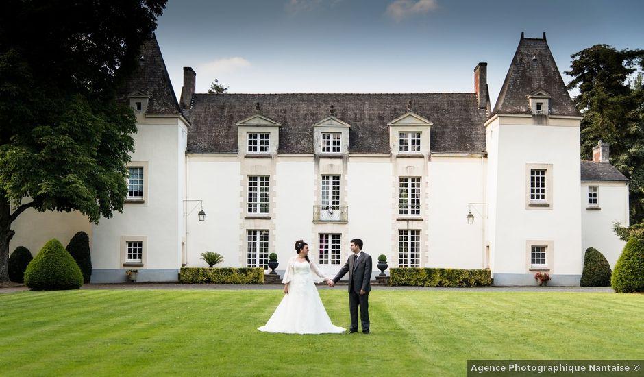 Le mariage de Guillaume et Sarah à La Chapelle-Heulin, Loire Atlantique