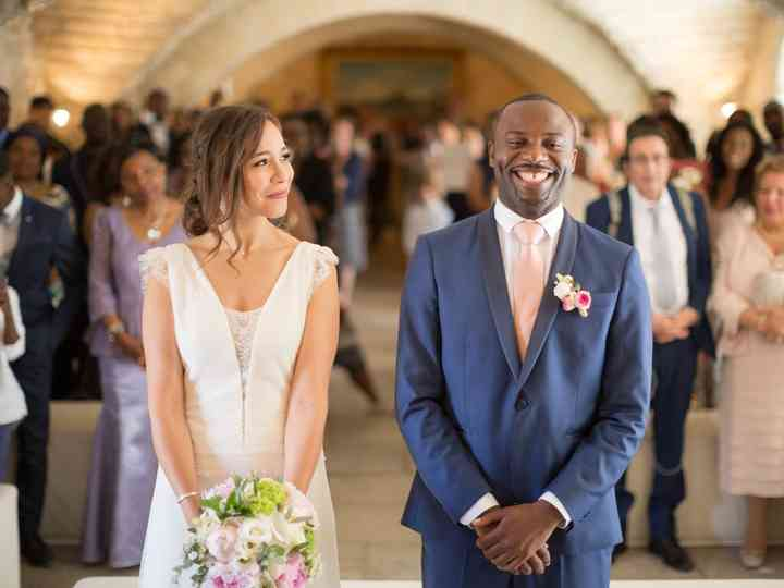 Le mariage de Zina et Benjamin