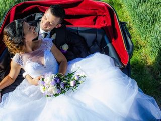 Le mariage de Elodie  et Francesco