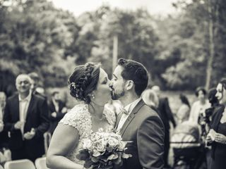 Le mariage de Cloé et Vincent