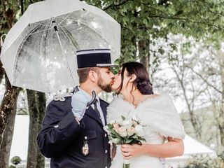 Le mariage de Morgane et Jonathan