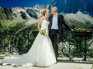 Le mariage de Claudine et David