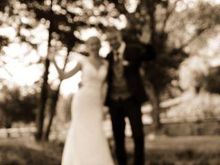 Le mariage de Fanny et Mikael