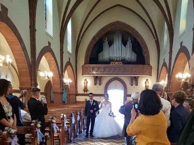 Le mariage de Francesco et Elodie  à Blotzheim, Haut Rhin 5