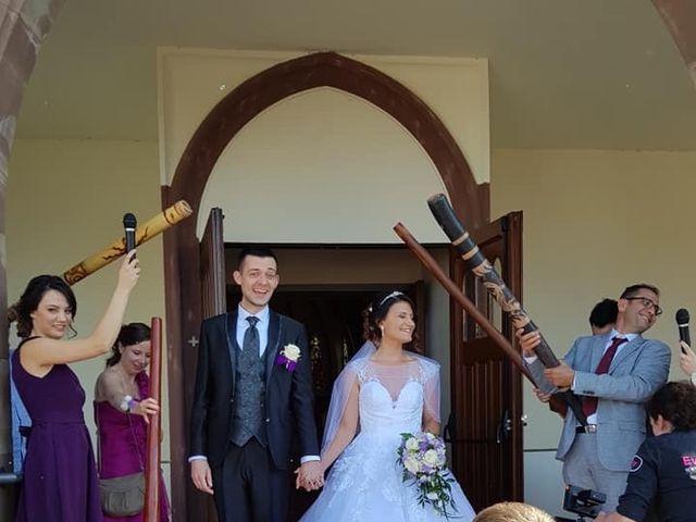 Le mariage de Francesco et Elodie  à Blotzheim, Haut Rhin 10
