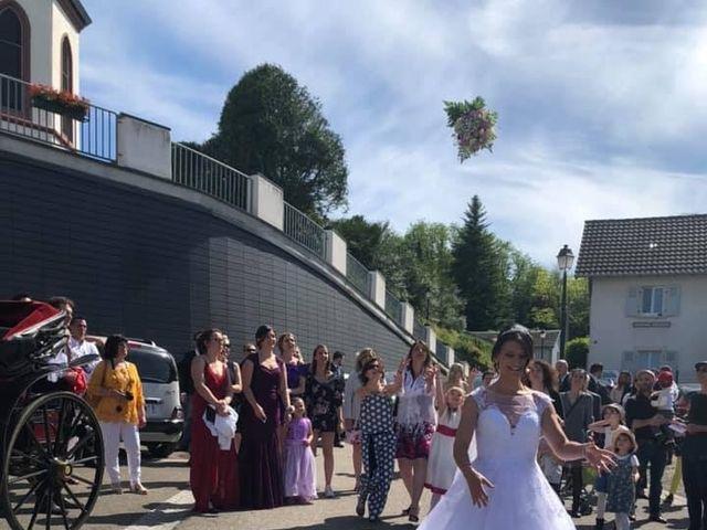 Le mariage de Francesco et Elodie  à Blotzheim, Haut Rhin 11