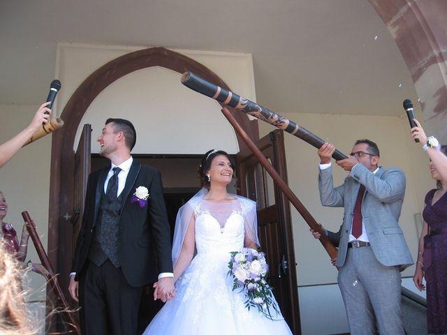 Le mariage de Francesco et Elodie  à Blotzheim, Haut Rhin 17