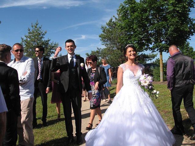 Le mariage de Francesco et Elodie  à Blotzheim, Haut Rhin 20