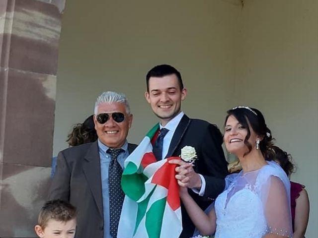 Le mariage de Francesco et Elodie  à Blotzheim, Haut Rhin 34